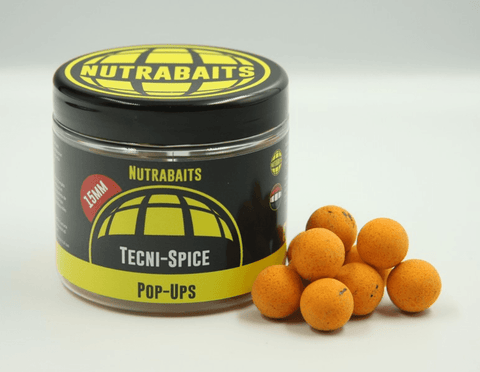 Techni-Spice Pop Ups - Nutrabaits (2 sizes)