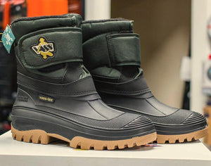 Vass Fleece Lined Velcro Boot
