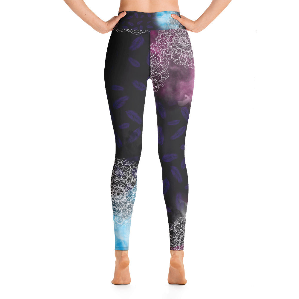 Miggie Yoga Leggings - Mila J & Co.