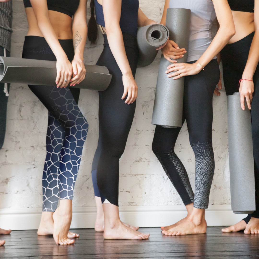 Jasmine Yoga Leggings - Mila J & Co.