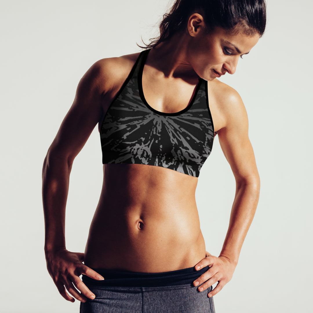 Bella Padded Sports Bra - Mila J & Co.