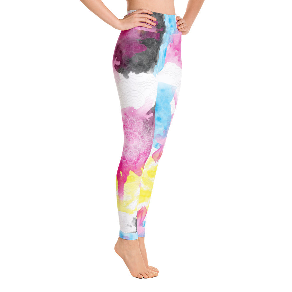 Issy Yoga Leggings - Mila J & Co.