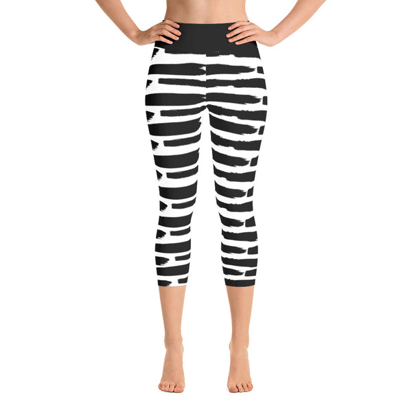 Mia Yoga Capri Leggings - Mila J & Co.