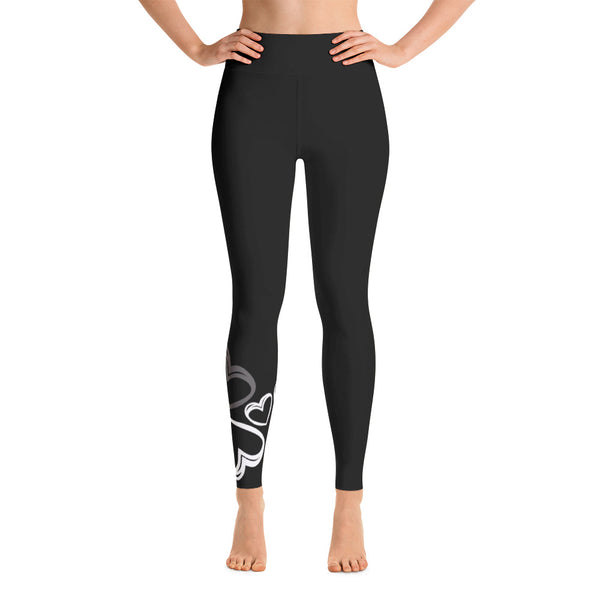 Faith Yoga Leggings - Mila J & Co.