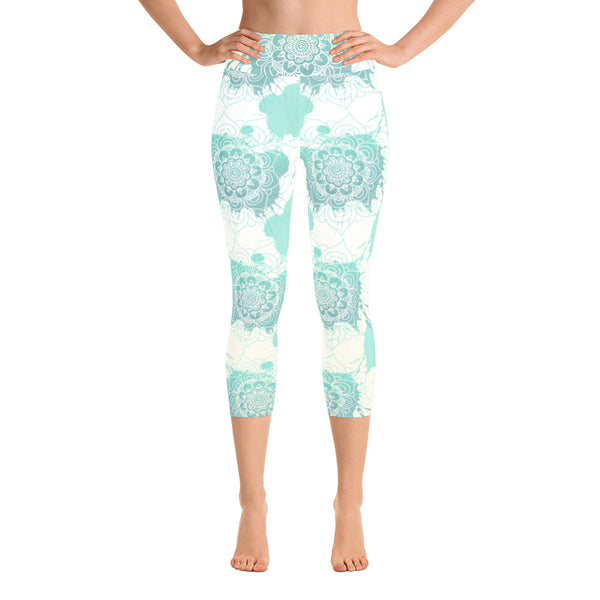 Antonia Yoga Capri Leggings