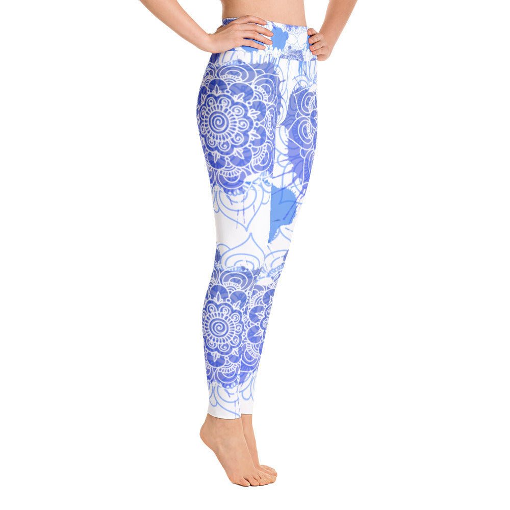 Andrea Yoga Leggings - Mila J & Co.