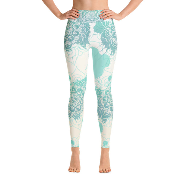 Antonia Yoga Leggings - Mila J & Co.