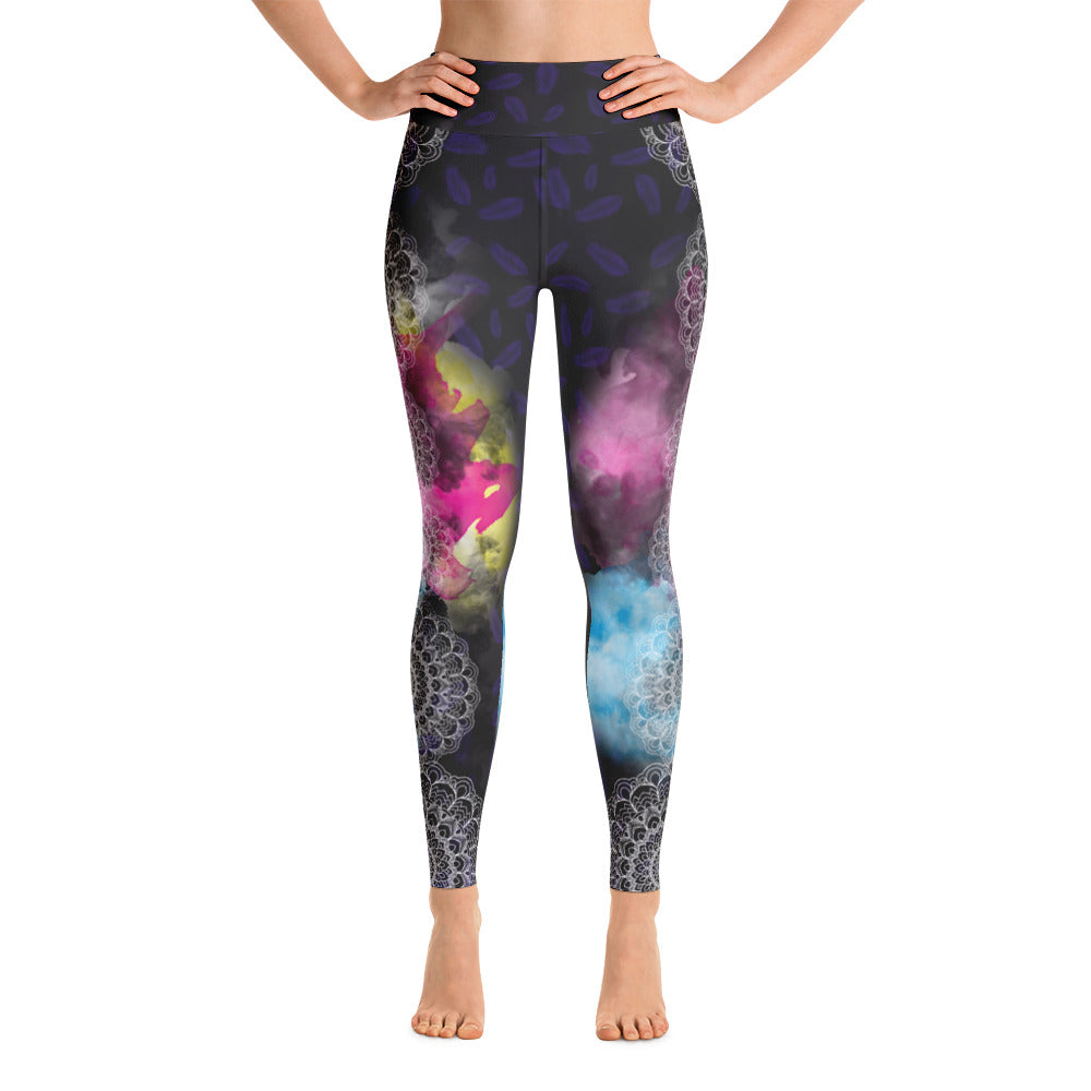 Margo Yoga Leggings - Mila J & Co.