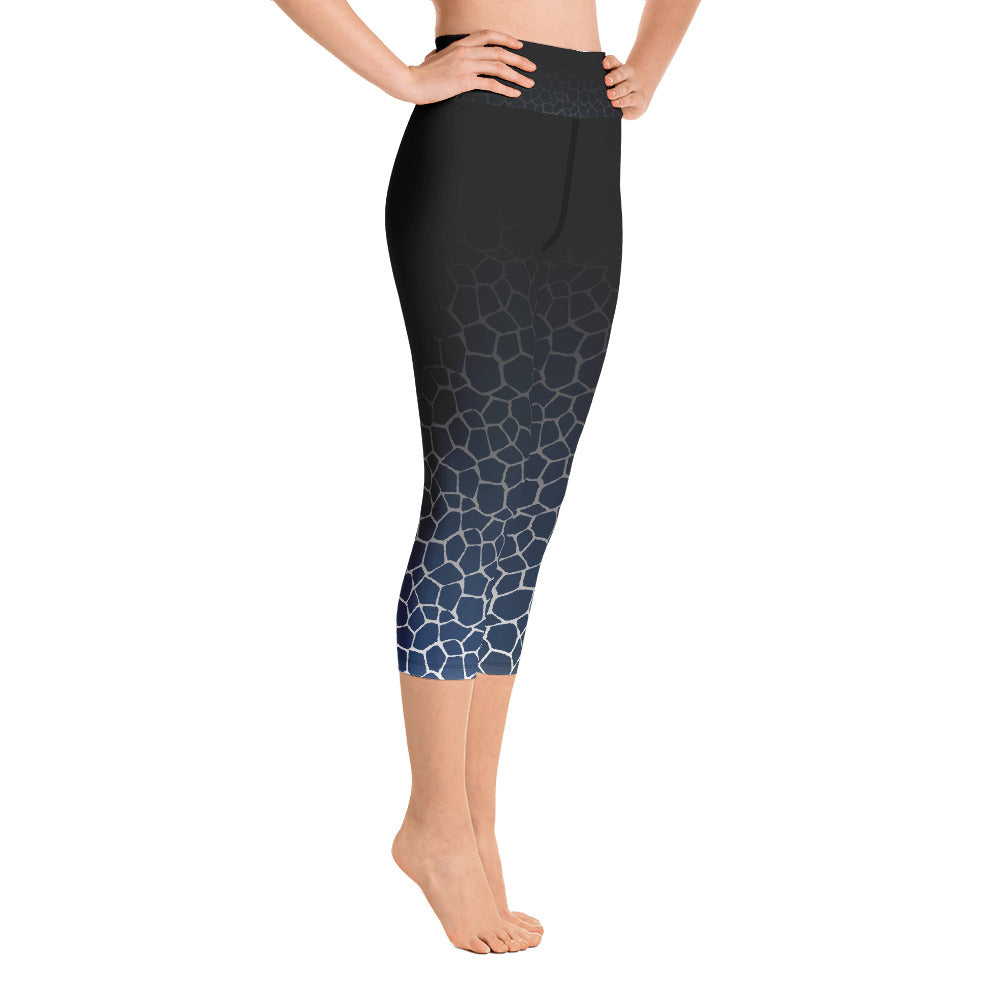 Jasmine Yoga Capri Leggings - Mila J & Co.