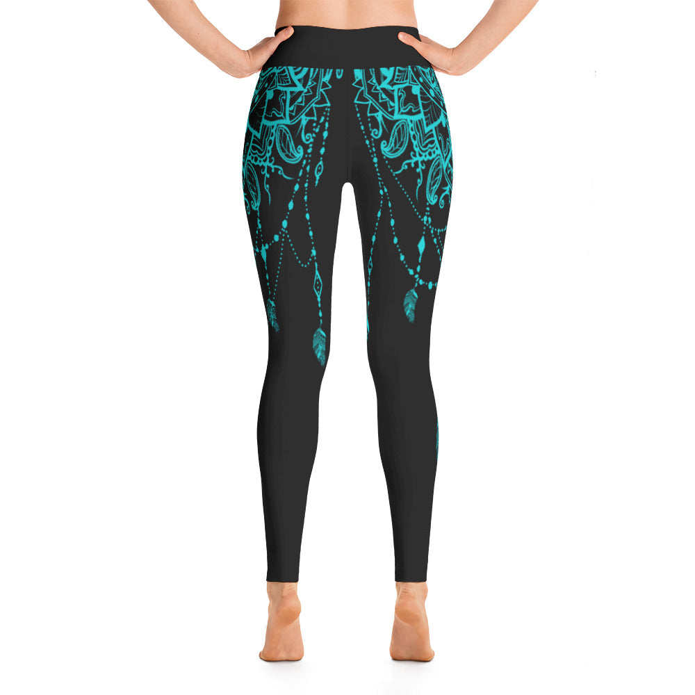 Alice Yoga Leggings - Mila J & Co.