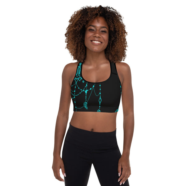 Alice Padded Sports Bra - Mila J & Co.