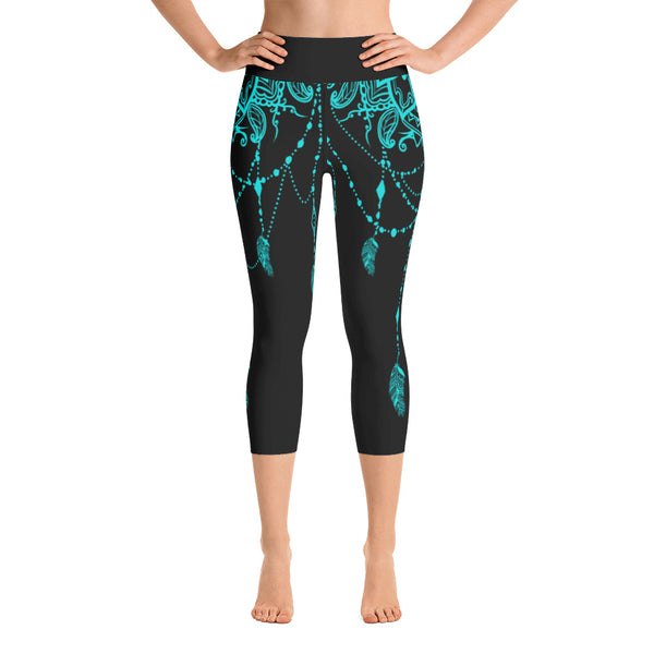 Alice Yoga Capri Leggings