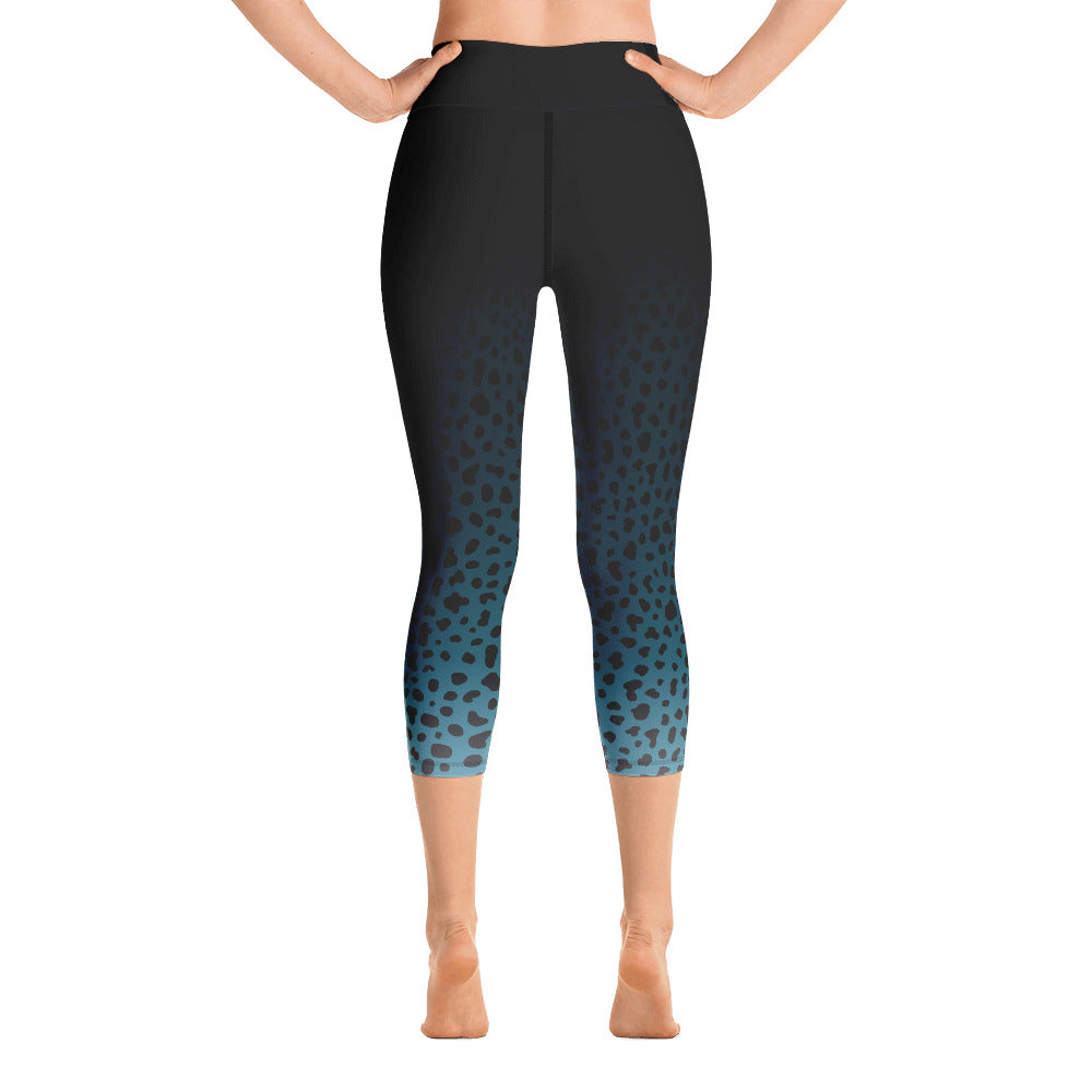 Phoebe Yoga Capri Leggings - Mila J & Co.