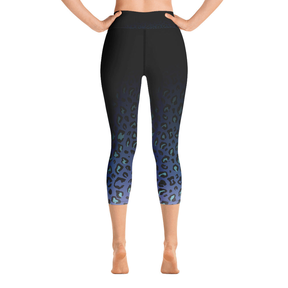 Portia Yoga Capri Leggings - Mila J & Co.