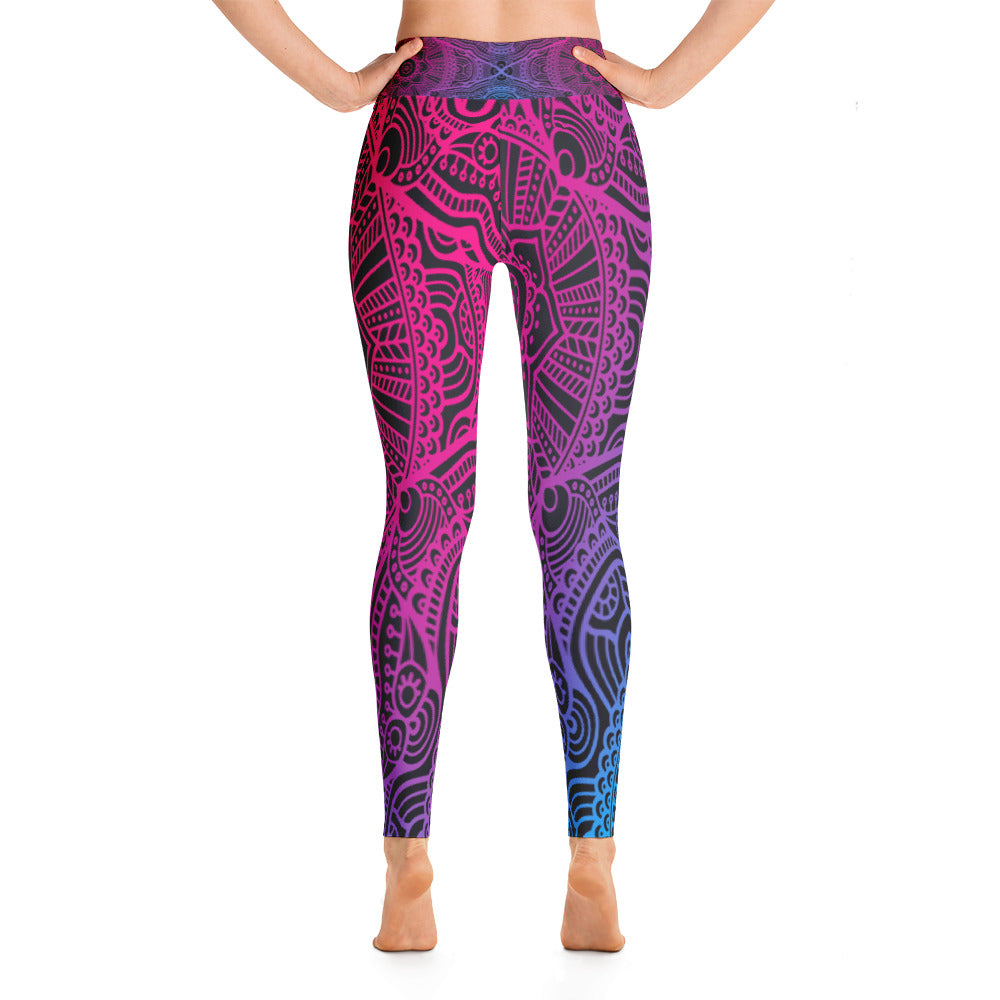 Caitlin Yoga Leggings - Mila J & Co.