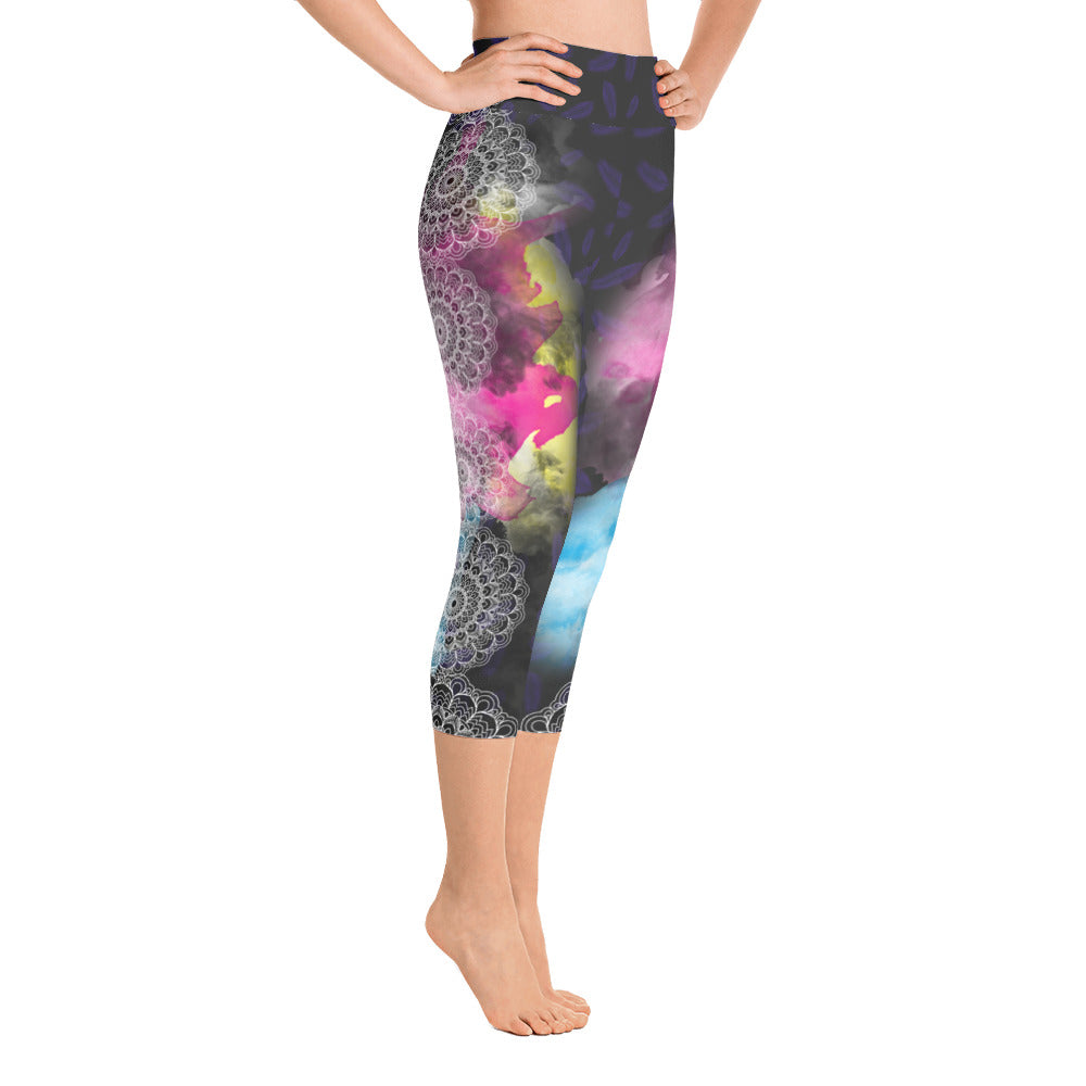 Margo Yoga Capri Leggings - Mila J & Co.