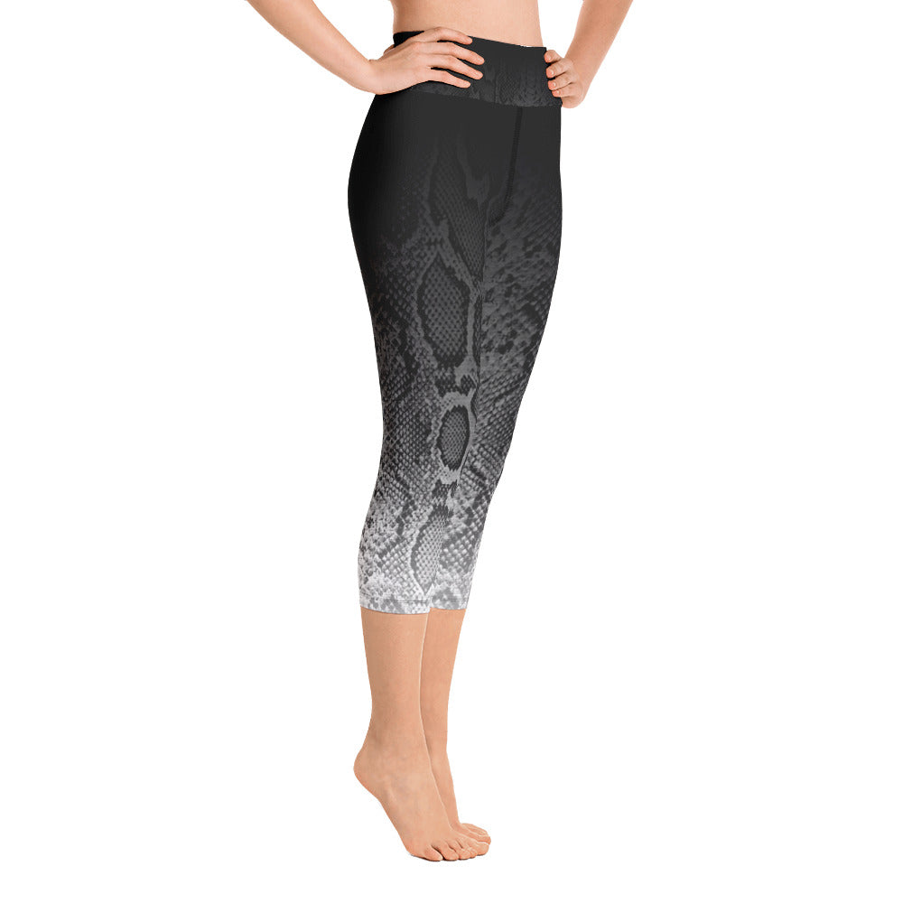 Tamsin Yoga Capri Leggings - Mila J & Co.