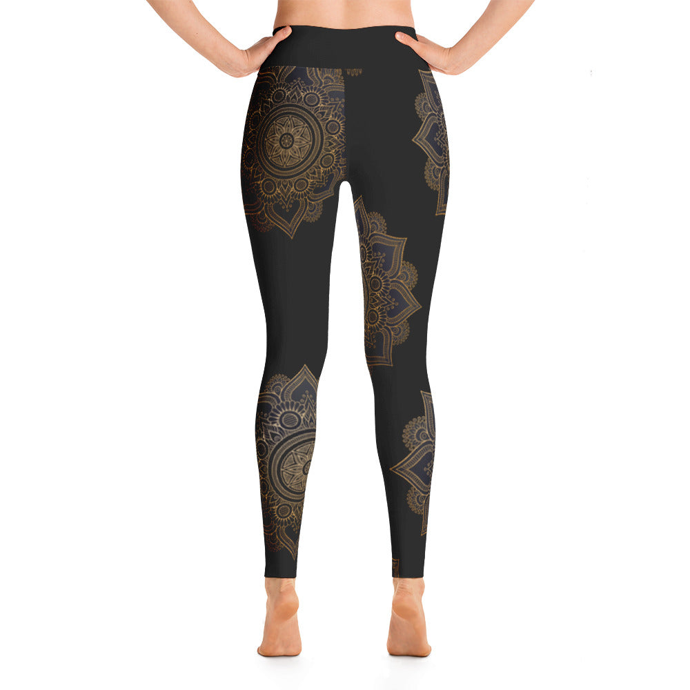 Alie Yoga Leggings - Mila J & Co.