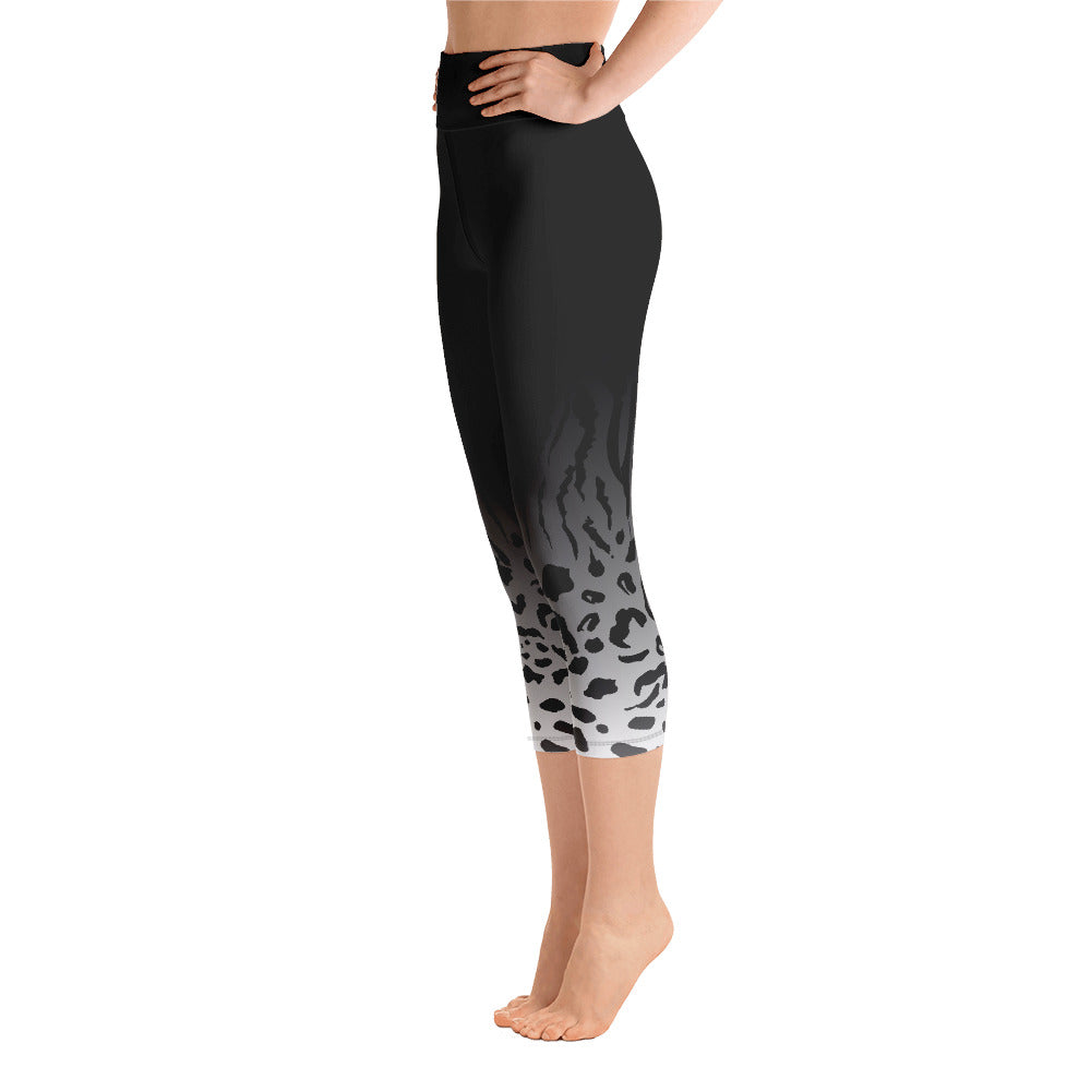 Trisha Yoga Capri Leggings - Mila J & Co.