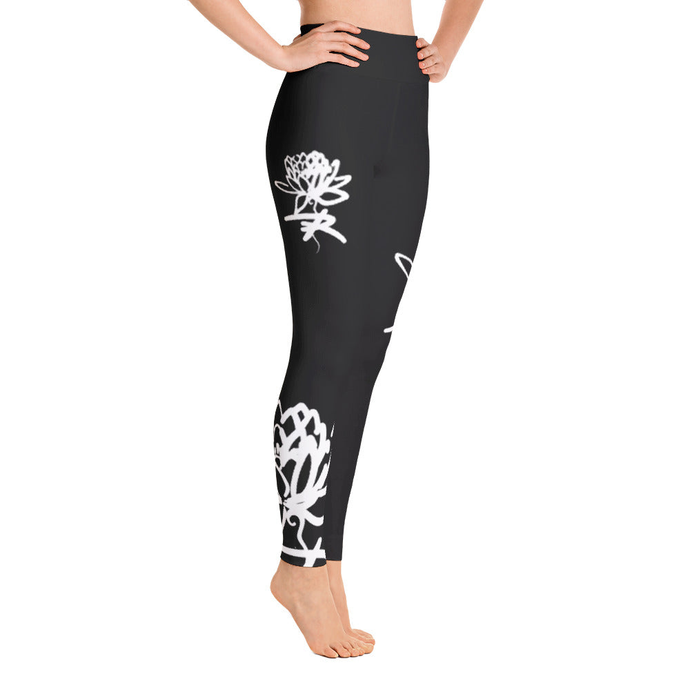Alexandra Yoga Leggings - Mila J & Co.