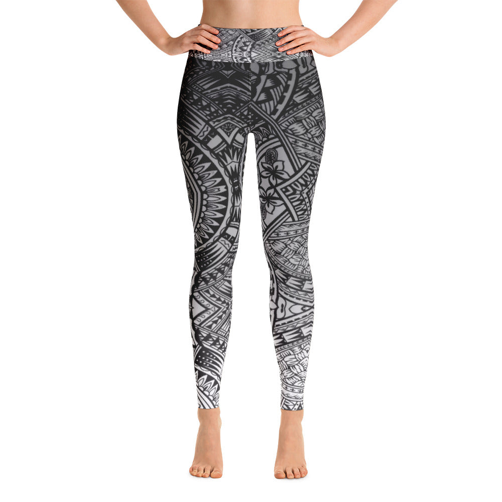 Sammyjb Yoga Leggings - Mila J & Co.