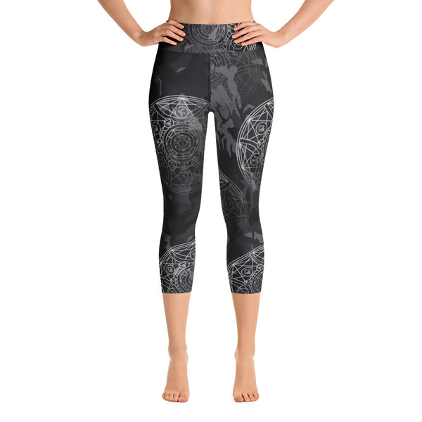 Grace Yoga Capri Leggings - Mila J & Co.