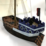 Medieval Cog Ship Kit