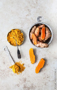 Guest Blog Post - The Health Benefits of Turmeric.