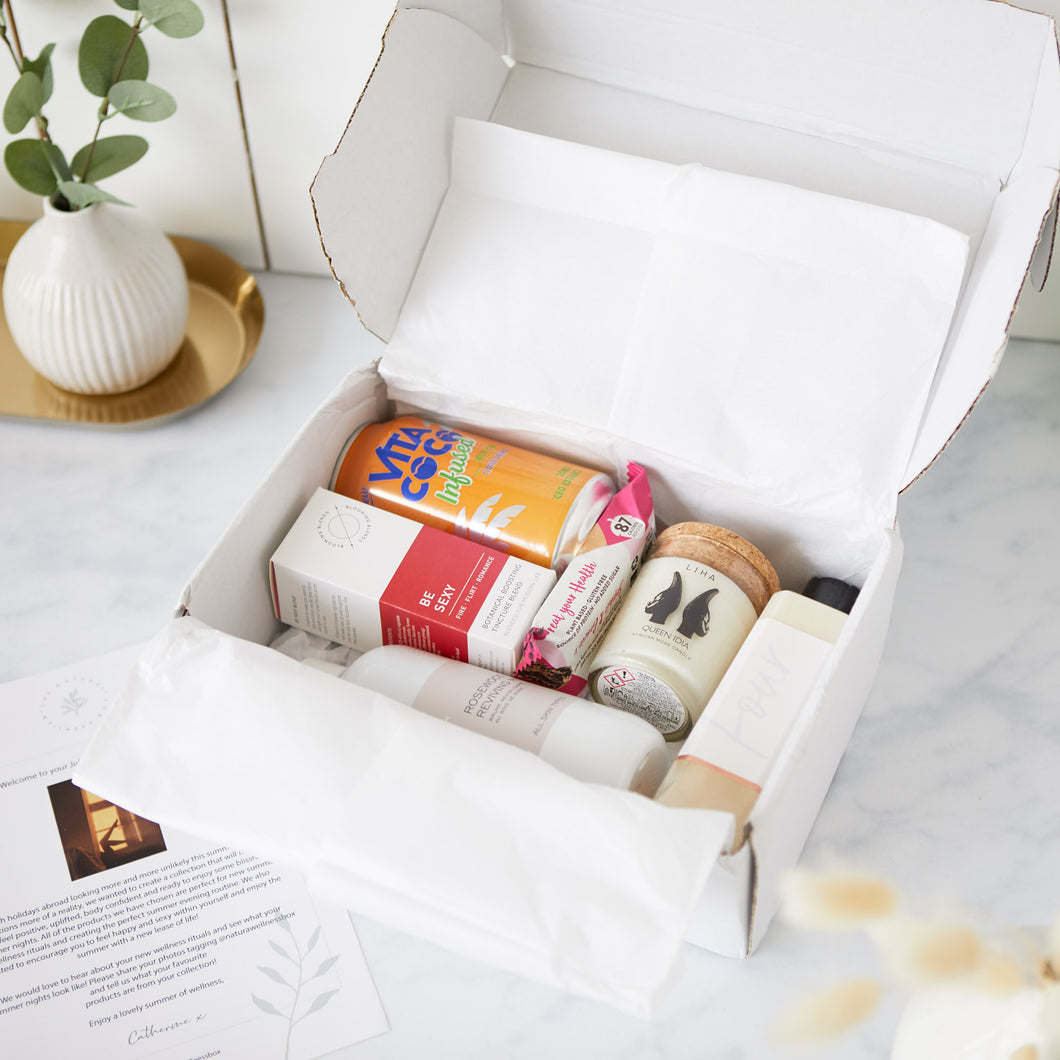 Bi-Monthly Subscription - Natural Wellness Box