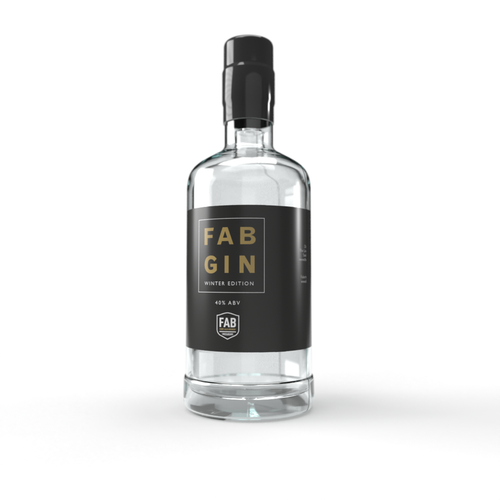 FAB Gin - Winter Edition - 50cl