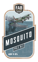 Mosquito English Pale Ale - Ferry Ales Brewery