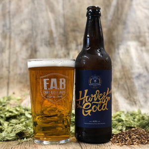Harvest Gold - Ferry Ales Brewery