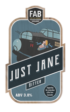 Just Jane Bitter - Ferry Ales Brewery