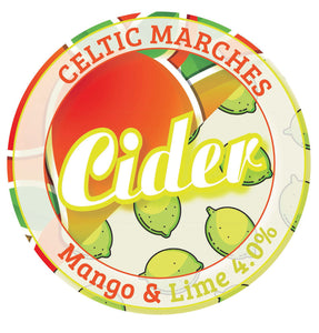 Craft Cider in a box by Celtic Marches