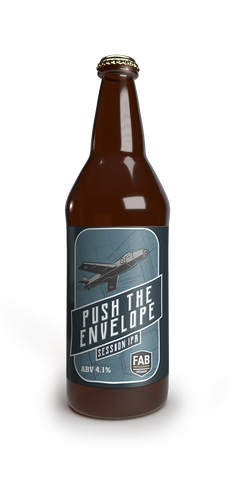 Push The Envelope - IPA - Ferry Ales Brewery