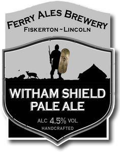 Witham Shield Pale Ale - Ferry Ales Brewery