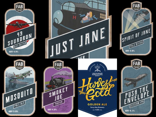Hand Pull Pump Clips