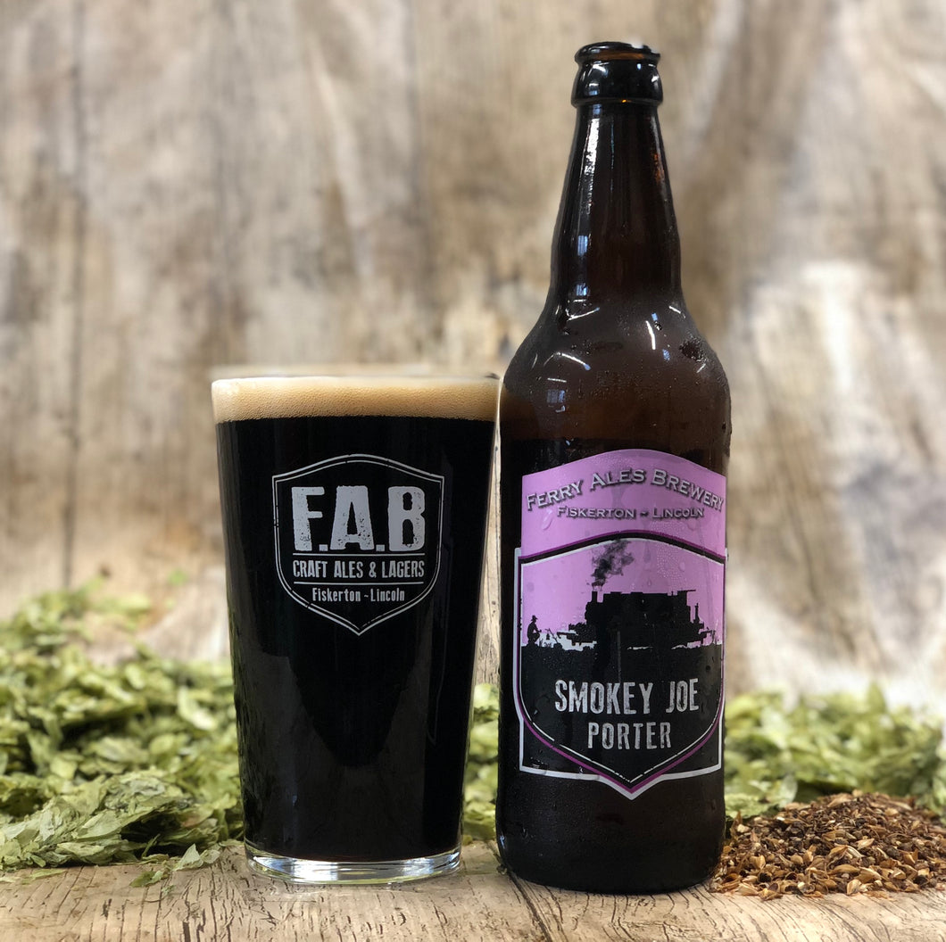 Smokey Joe Porter - Ferry Ales Brewery