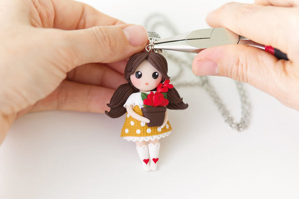 Tutorial Pendant Dollme Spread Love