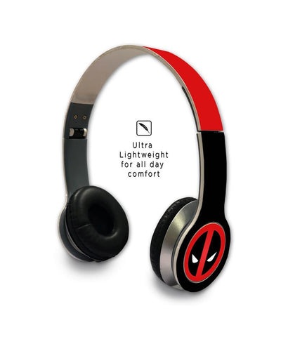 DEADPOOL Face Wired Headphones