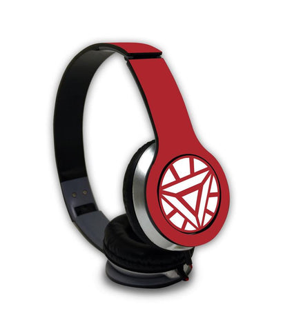 ION MAN Arc Reactor Wired Headphone