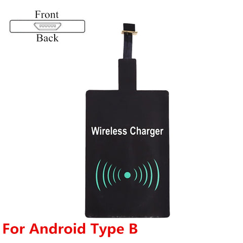 Universal Qi Wireless Charger For iPhone