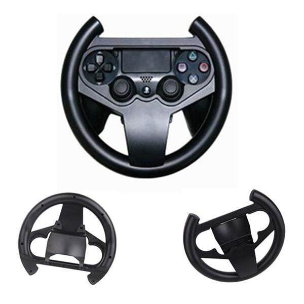 Light-weight Durable Steering Racing Wheels For Sony Playstation Dualshock 4 PS4 Joypad Gamepad Holder Wireless Controller Stand
