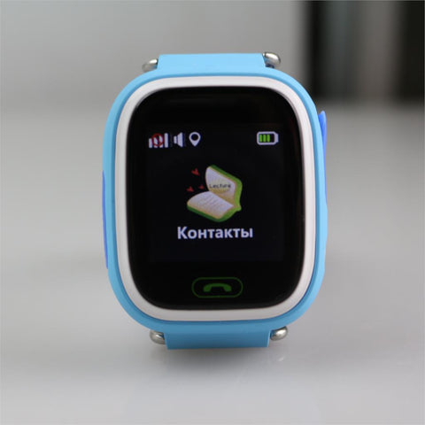GPS WIFI Positioning kids Children Smart baby Watch SOS Call Location Locator Tracker Kid Safe Anti Lost Monitor smart watch