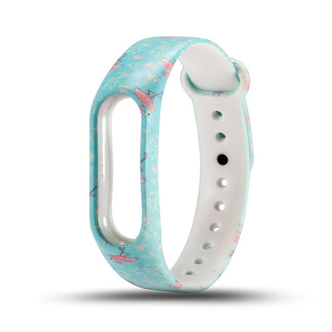 Colorful Replace Wrist Band For Xiaomi Miband Mi band 2 Smart Band Bracelet Accessories Wrist Strap Watch Band