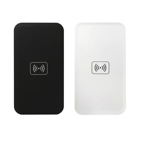 Portable 1pcs Qi Wireless Charger Charging Pad Panel Transmitter Receiver For Samsung S3/4/5/6 Note 2/3 All Phones