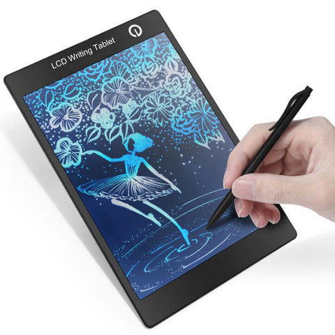 9.7 Inch LCD Graphics Drawing Digital Tablet with Colorful Painting Health Handwriting Board High Quality Doodle Board Notepad
