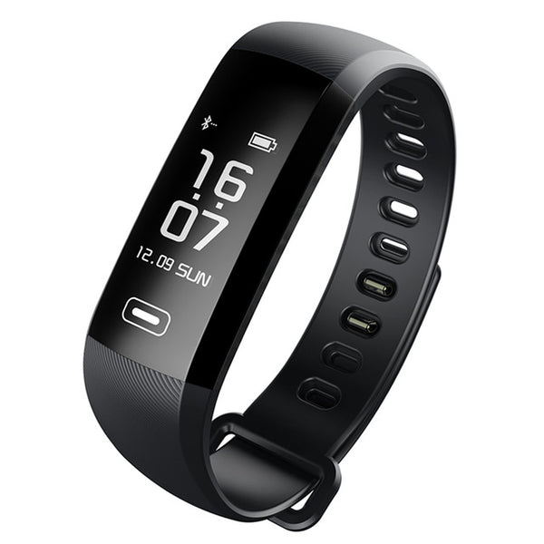 Smart Fitness Bracelet Intelligent Push Message 50 Words Blood Pressure Oxygen Heart Rate Monitor