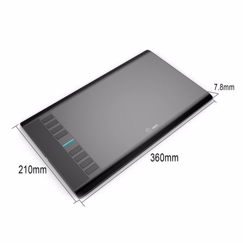 Innovative Drawing Digital Intelligent Electronic Drawing Board Hand-painted Writing Tablet Screen For Computer M708