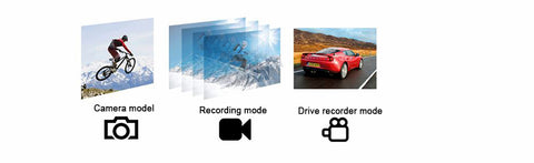 360 Degree Camera VR 4K Wifi Video Mini Panoramic 2448*2448 HD Panorama Action 30m Waterproof Sports Driving Cam 2018
